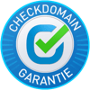 Checkdomain.de Garantie.