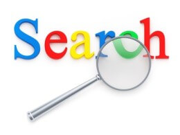 Website bei google anmelden