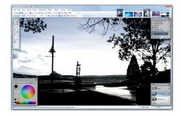 paint.net wurde speziell für Windows entwickelt
