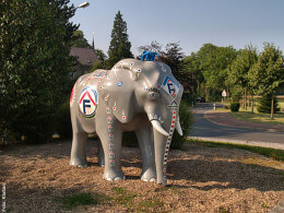 Elephpant in Hamm