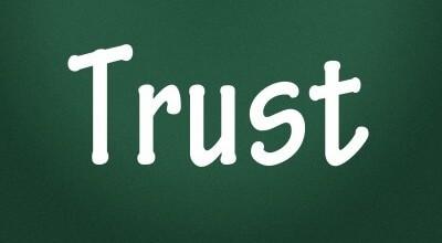 Vertrauen ist für Online-Shops sehr wichtig