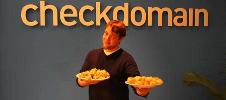 Süßer die Plätzchen nie schmecken – Kekse backen mit checkdomain
