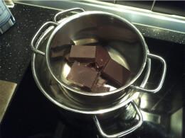 Schokoladen für die dunkle Seite der Datamatrix