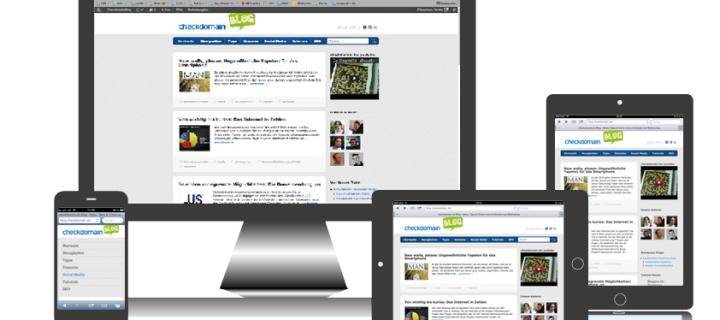 Responsives Web Design – so werden Seiten reaktionsfähig