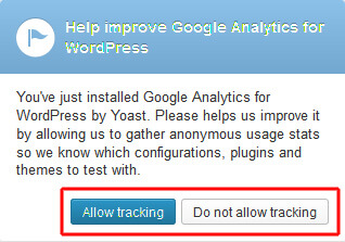 Improve Google Analytics for WordPress