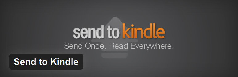 Send to Kindle WordPress Plugin
