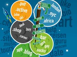 neue Domainendungen und was man wissen sollte