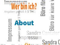 Bloggen mit checkdomain (6): Alles über mich – Impressum und About-Seite