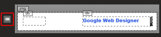 Google Web Designer - Tag Tool