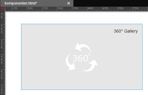 Google Web Designer - 360 Galerie