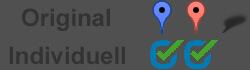 Google Web Designer - Karte Markierungssymbole