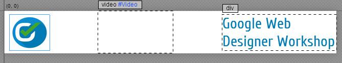 Google Web Designer - Tag Tool 1