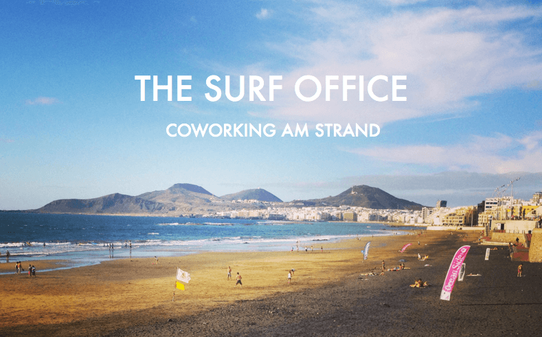Das Surf Office liegt in einem untouristischen Teil der Inselhauptstadt Las Palmas.
