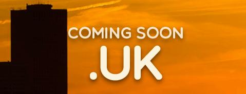 .uk statt .co.uk: Die Änderung soll ab dem Sommer 2014 gelten.