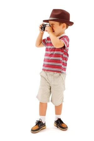 Bei Kindern ist ein sogenannter Model release-Vertrag besonders wichtig.Foto: © panthermedia.net / Jozsef Szasz-Fabian