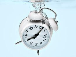 Damit Eure persönliche Zeitplanung nicht baden geht: Seid bei Eurer Zielsetzung für den Blog möglichst realistisch - das kann Frustrationen vorbeugen. Foto: panthermedia.net/photohoch2wo