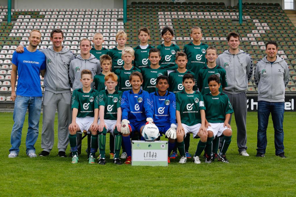 VfB Lübeck - Fototermin