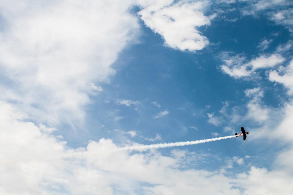 Vom Flugzeug am Himmel bis zum Löffel mit Müsli: Auf picjumbo.com findet sich ein täglich wachsendes Archiv hochwertiger Aufnahmen, die einfach heruntergeladen werden können. Foto: Viktor Hanacek/picjumbo.com
