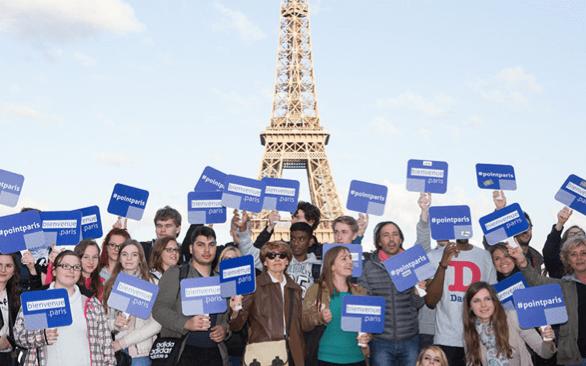 Am 2. Dezember ist es soweit: Mit .paris startet die City-TLD für die französische Hauptstadt in die Registrierung. Foto: bienvenue.paris