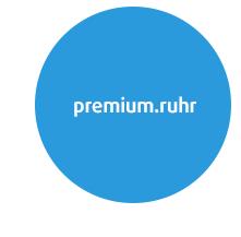 Die begehrtesten Domains gibt's später: Diese Regelung gilt unter anderem beim Betreiber der .ruhr-Domain. Screenshot: dot.ruhr