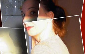 """Andrea liebt alten """"Kram"""" - und ihr Leben in der heutigen Zeit. Foto: michou-loves-vintage"""