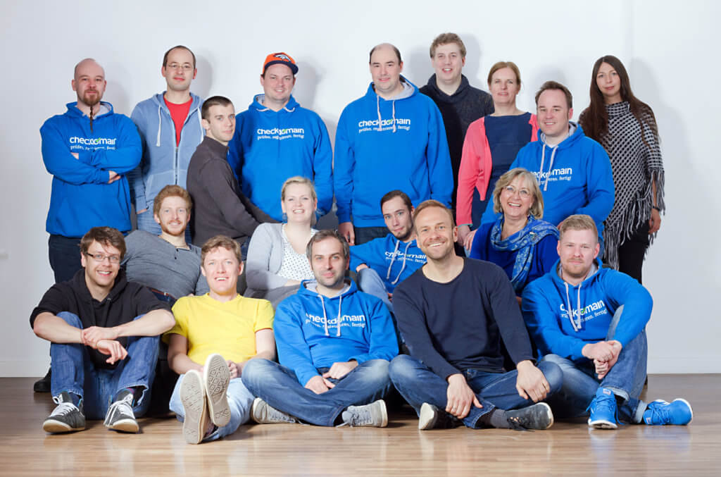 checkdomain Team 2016