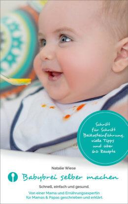 Buch Babybrei selber machen