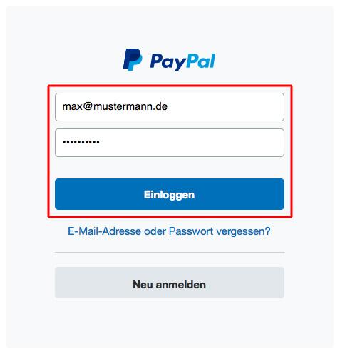 Paypal Lastschrift Stornieren